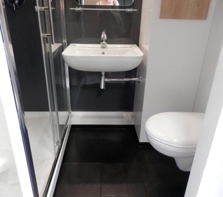Salle de bain préfabriquée