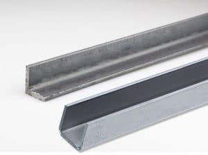 corniere-L-U-metallique-vole-porte