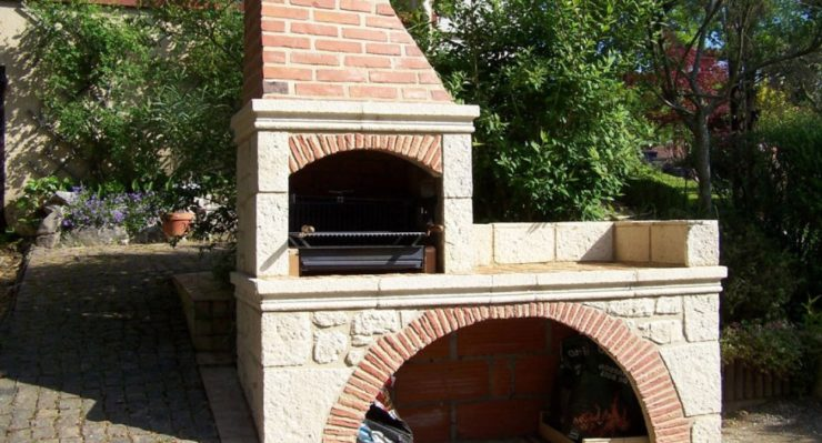 Diy Comment Fabriquer Un Barbecue Maison A Brico
