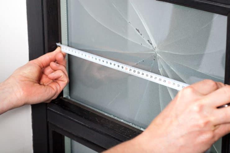 changer vitre fenêtre
