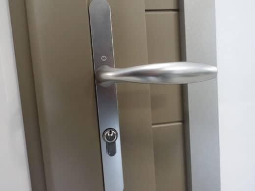 serrure porte entree