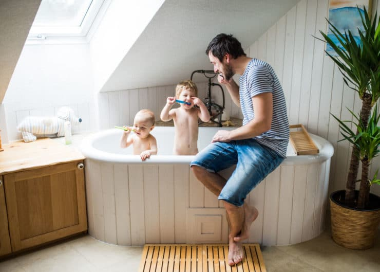 securite salle de bain