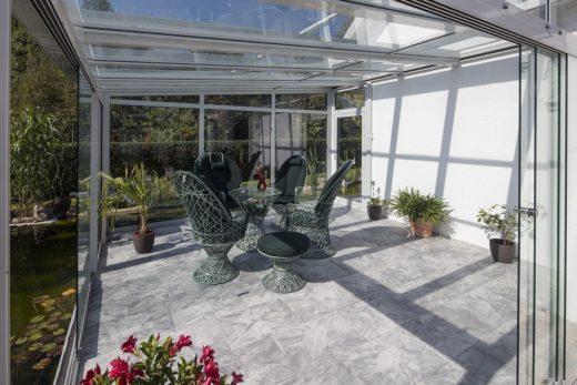 Construction Pergolas Jardin