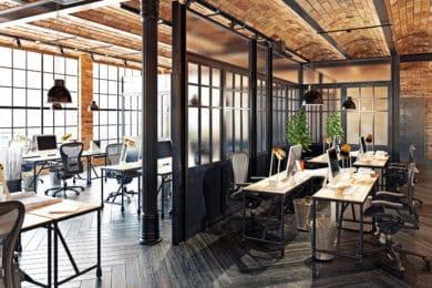 Mobilier industriel meuble