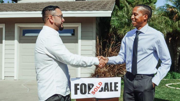 affaire agent immobilier